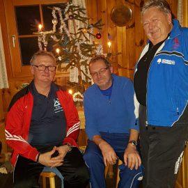 Alpkogelhütte – Weihnachtsfeier 2018