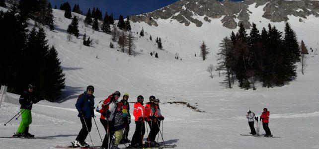 Jugend – Skitag Veitsch