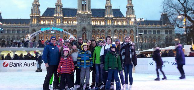 """Eislaufen beim """"Wiener Eistraum"""""""