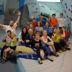 Jugend – Bouldern in der Area51