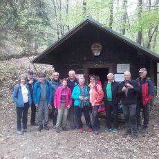Senioren – Wanderung zur Marienquelle in Katzelsdorf