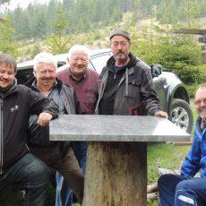 Alpkogelhütte – Frühjahrsreinigung 2019