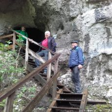 Senioren – Wanderung Steinwandklamm im Triestingtal