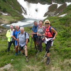 Alpingruppe – Rottenmanner Hütte