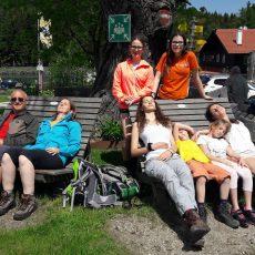 Jugend – Wanderung zum Schwaigen-Reigen