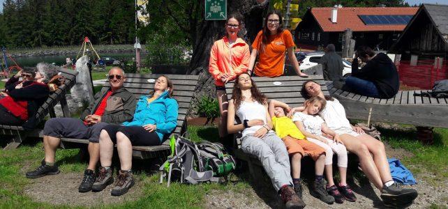 ÖTK-Neunkirchen Jugendgruppe beim Schwaigen-Reigen_20190608