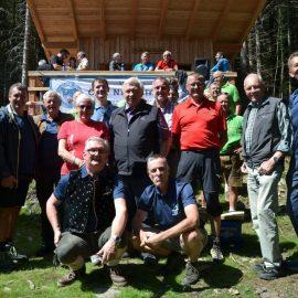 ÖTK Österreichischer Touristenklub, Sektion Neunkirchen - Alpkogelkirtag 2019