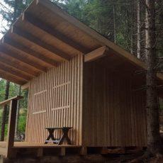 Alpkogel – Bau Lager- und Ausschank
