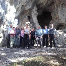 ÖTK-Neunkirchen - Seniorenwanderung zur Luckerten Wand