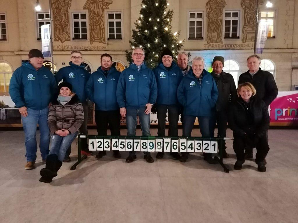 Österreichischer Touristenklub ÖTK Neunkirchen Mariandlschießen in Neunkirchen