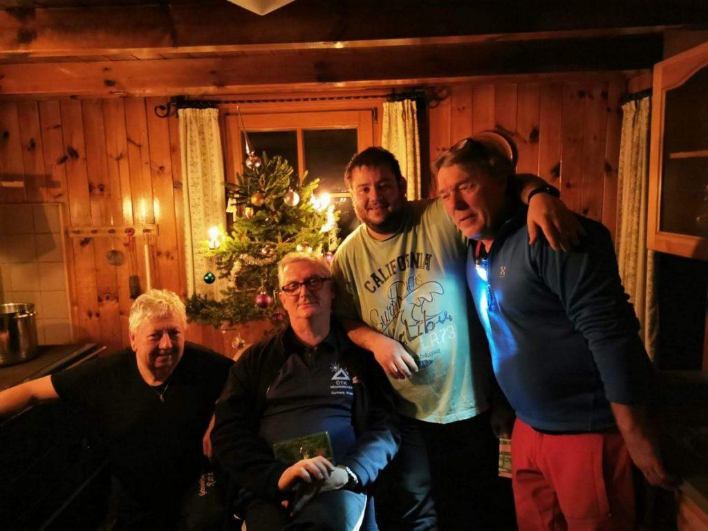 ÖTK Neunkirchen - Weihnachtsfeier am Alpkogel