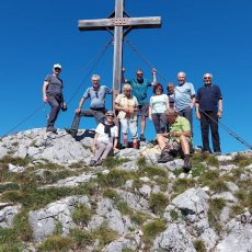 Seniorenwanderung – Gauermannhütte