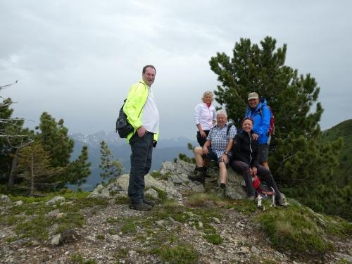 OeTK-Neunkirchen-Alpingruppe-Rottenmannerhütte 20190615-006