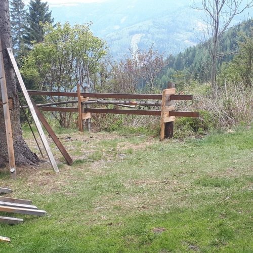 OeTK-Neunkirchen-Hüttenreinigung-Zaunarbeiten 20200504-003