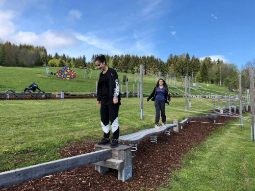OeTK-Neunkirchen-Jugendwanderung Motorikpark CoronaCoaster 20190518-012