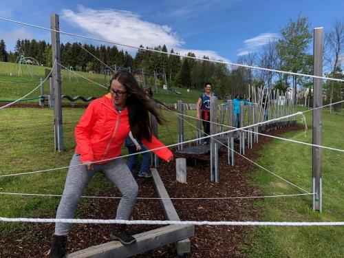 OeTK-Neunkirchen-Jugendwanderung Motorikpark CoronaCoaster 20190518-013