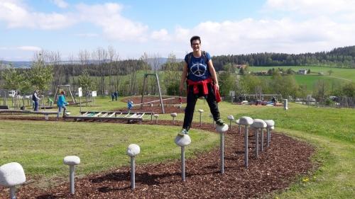 OeTK-Neunkirchen-Jugendwanderung Motorikpark CoronaCoaster 20190518-016