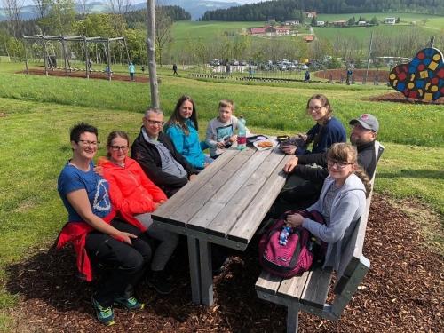 OeTK-Neunkirchen-Jugendwanderung Motorikpark CoronaCoaster 20190518-023