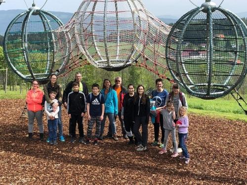 OeTK-Neunkirchen-Jugendwanderung Motorikpark CoronaCoaster 20190518-028