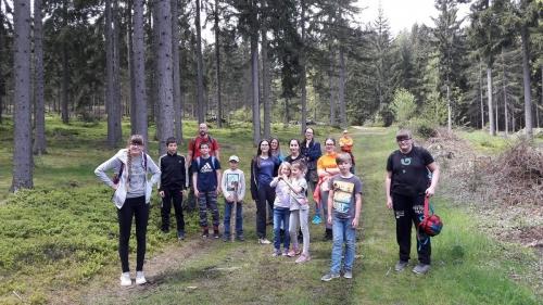 OeTK-Neunkirchen-Jugendwanderung Motorikpark CoronaCoaster 20190518-037