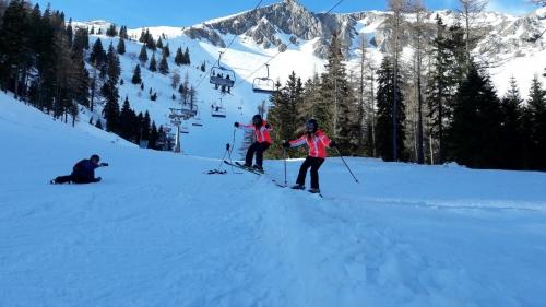 OeTK-Neunkirchen-Jugend-Skitag-Veitsch Skisprung 20190216-006