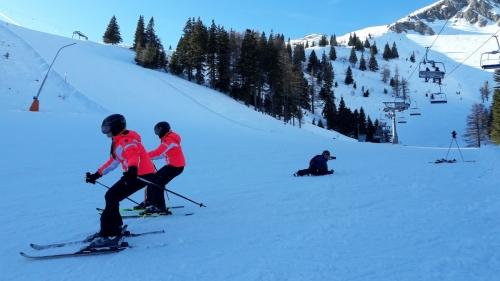 OeTK-Neunkirchen-Jugend-Skitag-Veitsch Skisprung 20190216-011