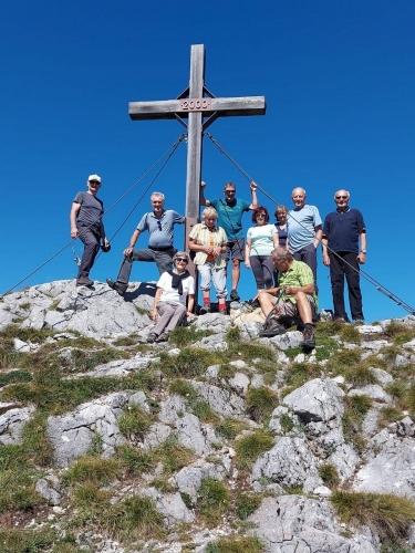 OeTK-Neunkirchen-Senioren Wanderung Gauermannhütte 20200911-004